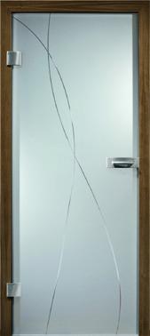 Beltéri ajtó üveg minták